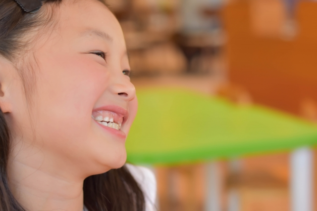 子供の歯(乳歯)の生える順番